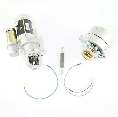 24v To 12v Starter Conversion Kit John Deere 3010 3020 4010 4020 Tractor
