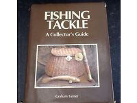 Fishing Tackle Book and Fly Reels