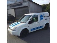 Yard/garage for car wash valeting company Edinburgh/lothians/borders/fife