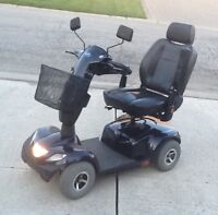 PEGASUS 4 WHEEL Scooter  AND 12 MORE TO CHOOSE FROM