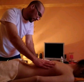 Massage at your home