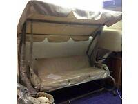 Redmond leisure 3 seater swing hammock/bed