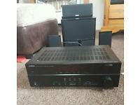 Yamaha surround sound and av reciever