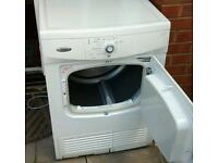 Tumble dryer condenser whirlpool in good working order.