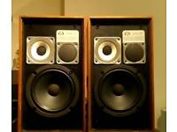 Wharfdale Linton 3xp speakers