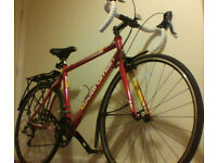 Road Bike - Chris Boardman Red Racing Bike - Great Condition, Great Price, Great Christmas Present