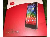 Motorola Razr HD Black Mobile Phone