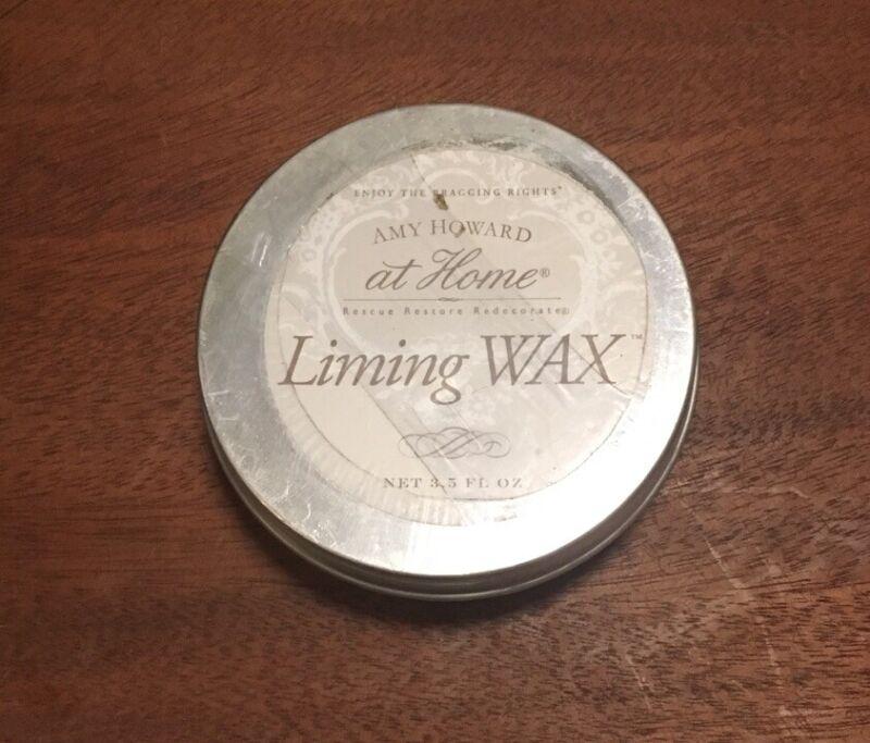 Amy Howard At Home Liming Wax NEW 3.5 Oz.