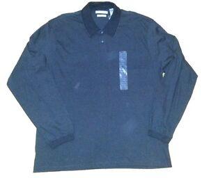 Geoffrey Beene Charcoal Grey Polo Shirt - 2XL - NEW Gatineau Ottawa / Gatineau Area image 1