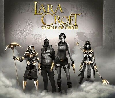 Lara Croft And The Temple Of Osiris Pc Spiel Steam Download Link De Eu Usa Key