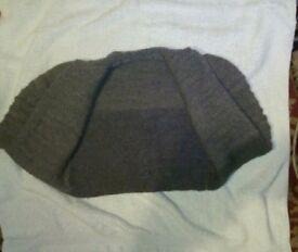 Baby Jacket Multi tone grey