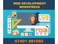Website Design & Development, WordPress, Online Stores