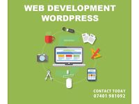 Mobile Friendly Modern Website Development | Unlimited Free Revisions
