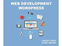Beautiful & Responsive Website Development - Logos - Business Cards - Letter Heads