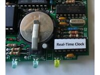 Non-plus Kantronics KPC-3 Real-Time Clock /& 512KB Memory Expansion Options