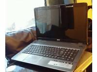 """Acer 17.3"""" big screen laptop"""