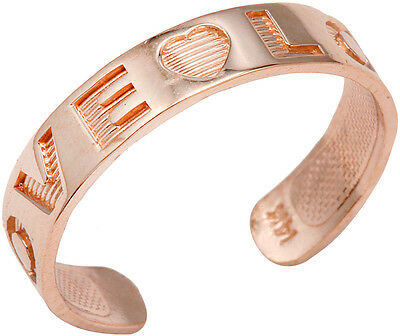 Rose Gold Engraved with