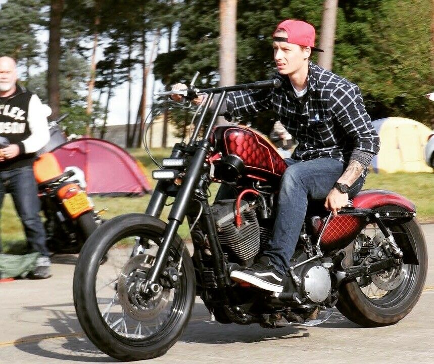 Custom Harley Davidson Sportster 1200