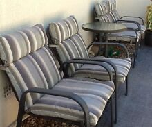 Comfy outdoor lounge chairs Ulverstone Central Coast Preview