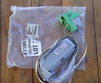 Foxboro P0-700-he P0700he Fbm6 Term Assy Ia Series Rev N New In Bag