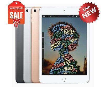 Apple iPad mini 5th Generation Wi-Fi, 7.9in - 64GB 256GB - Gray Silver Gold