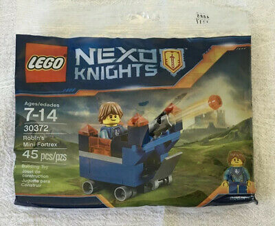 LEGO Nexo Knights 30372 Robin's Mini Fortress (Polybag)
