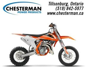 2018 Ktm 65 Sx Clearance Priced