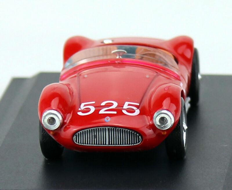 Maserati A6 GCS Mille Miglia 1954 #525 1:43 Modellauto / Die-cast