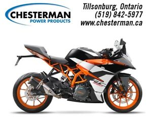 2018 KTM RC 390 - ALL IN PRICING - 0.99%/60mo. Financing