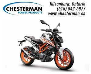 2018 KTM 390 DUKE - ALL IN PRICING - 0.99%/60mo. Financing