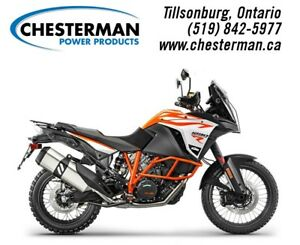 2018 KTM 1290 Super Adventure R - $500 FREE ACCESSORIES!!!
