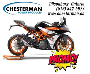 2017 KTM RC 390 - SUMMER PROMO! ALL IN PRICING - 0.99% FINANCING