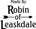 Robin of Leaskdale
