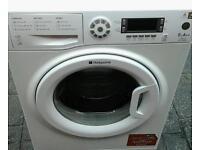 Hotpoint washing machine 9kg super silent