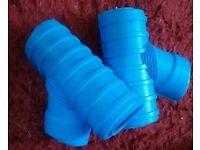 Norflex Multi fit Junction - pair of land drain connectors
