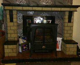 Fire surround £50 ono