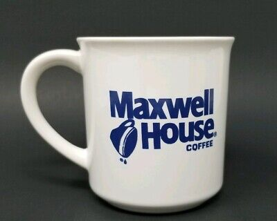 Vintage Advertising Maxwell House Coffee Mug Cup