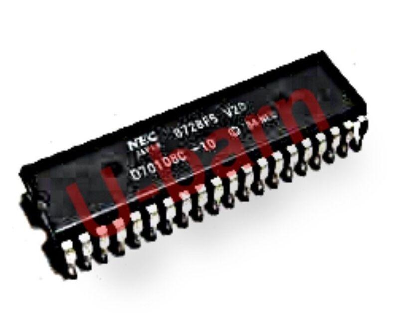 NEC D70108C-10   16-/8-Bit Microprocessor USA ship