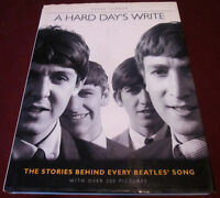 BEATLES Hard Days Write - The Story Behind Every Song