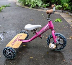 Lil' Giant - Pink Tricycle