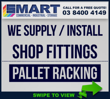 Warehouse Pallet Racking Shelving Dexion Colby Dandenong South Greater Dandenong Preview