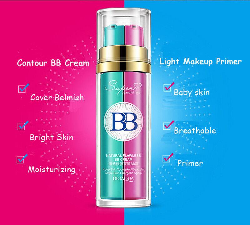 BIOAQUA Natural Flawless BB Cream BB, CC & Alphabet Creams