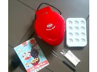 cake pop maker with accessories
