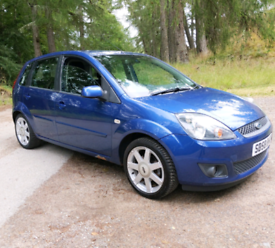 Used Ford Fiesta For Sale In Highland Gumtree