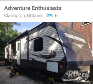 Adventure Enthusiasts (trailer rental)
