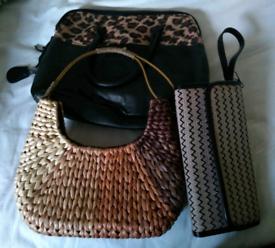 3 X Ladies Bag Bundle - Great Condition!