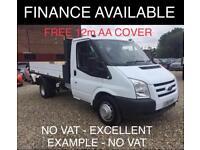 Ford Transit 2.4TDCi Duratorq ( 100PS ) 350M 1-Way TIPPER 350 MWB - NO VAT