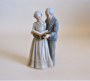 Treasured Memories Fifty Years Together Anniversary Figurine