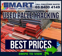 USED PALLET RACKING DEXION COLBY MUST GO Rowville Knox Area Preview