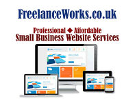 Website Design for £295 fully inc. Your business website live in 7 days with full support.